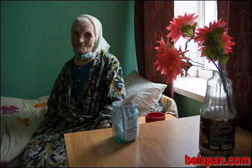 Союз добровольцев России не забывает о престарелых