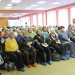 Занятие на тему Психология пожилого человека ведет психолог РПНД Горчанина Ирина Тарасовна