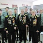 ветераны и молодежь