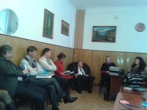 Встреча с юристами - Рубцовск