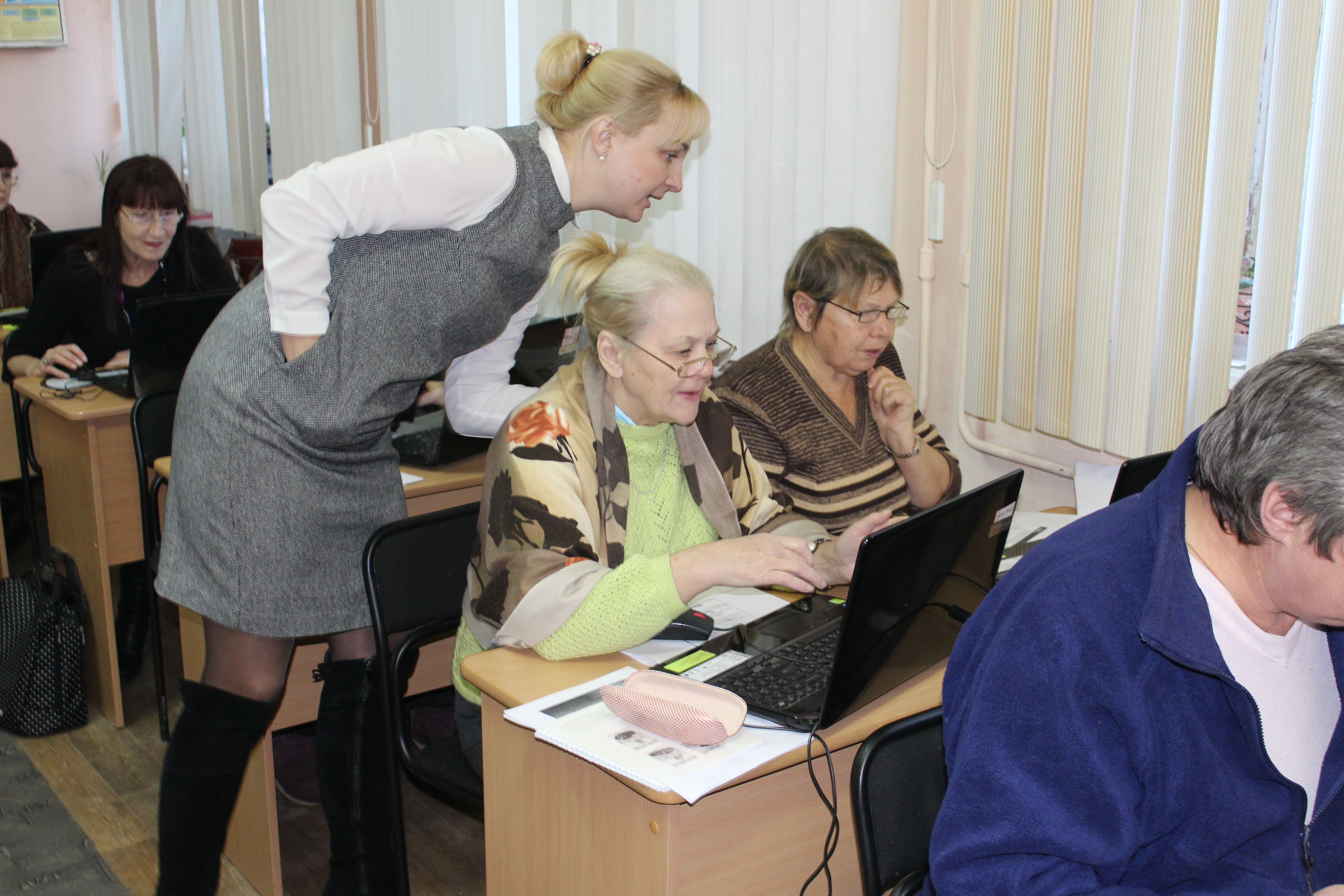 Получение вычета пенсионерами при покупке квартиры