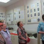 В музее боевой славы